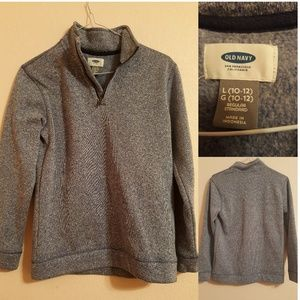Half Zipped Old Navy Sweater